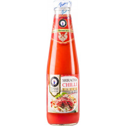 Sriracha chilli omáčka hot & spicy