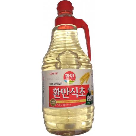 Rýžový ocet LOTTE HWANMAN 1,8l