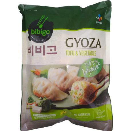 GYOZA knedlíčky VEGAN plněné tofu a zeleninou