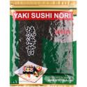 YAKI SUSHI NORI (GOLD) sušené mořské řasy celé (20ks) 50g